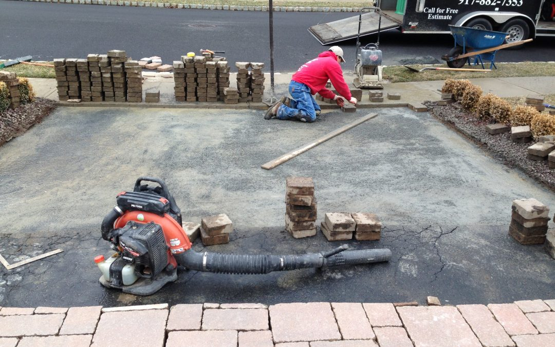 Paver Renovation